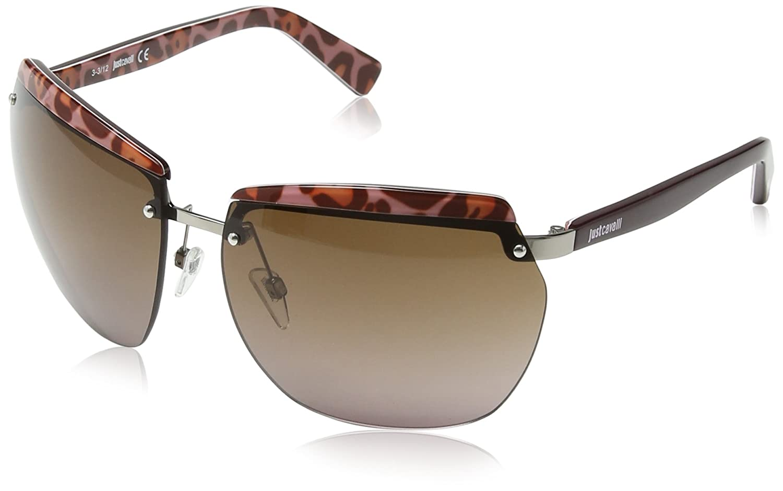Just Cavalli Women's Semi-Rimless Multi-Color Sunglasses