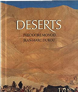 Hardcover Déserts [French] Book