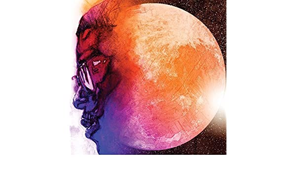 """Kid Cudi Man on the Moon poster wall art home decor photo print 24/"""" x 24/"""" inches"""