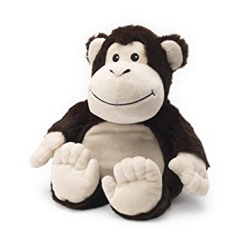 Cozy Plush CP-MON-1 - Mono de peluche (se calienta en el microondas)