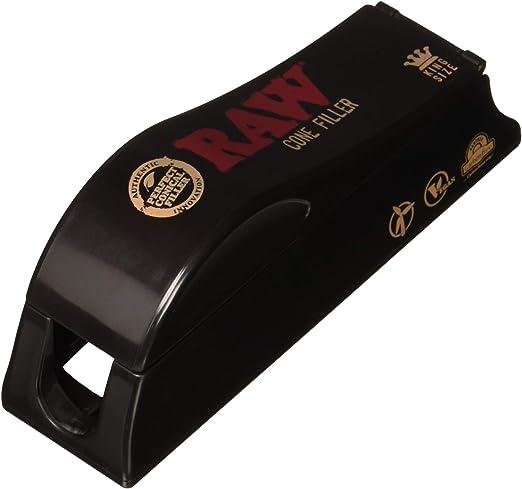 Roladora Raw de cigarros tamaño grande; máquina manual para liar tabaco: Amazon.es: Hogar