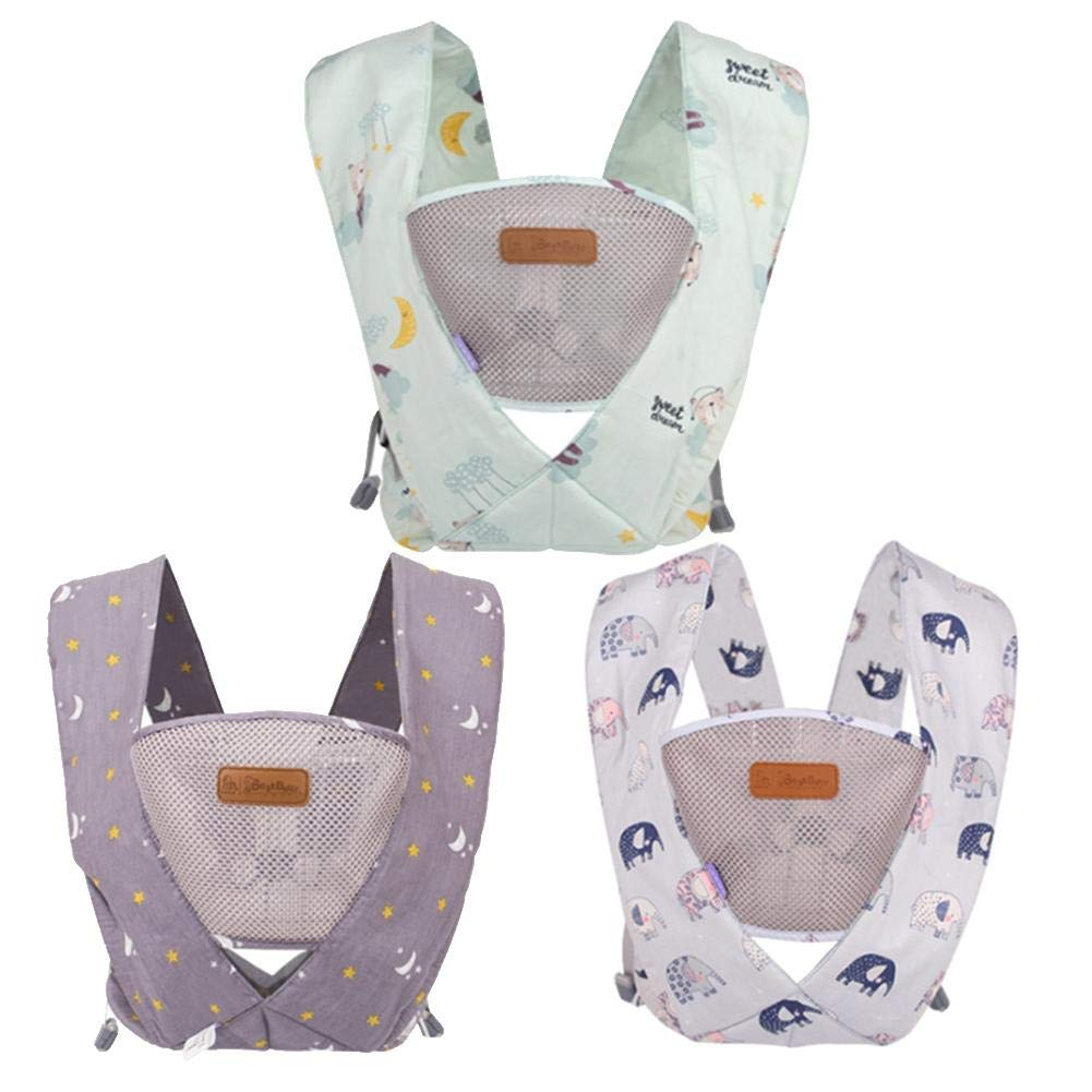 likeitwell Baby Sling Wrap,Light Effortless Strap Sling X-Shaped Bag Belt with Long Simple Strap for Child Baby Travel Sale/ 2019 Nearby