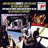 John Williams Conducts John Williams: The Star Wars Trilogy (Star Wars, The Emperor Strikes Back, Return Of The Jedi)