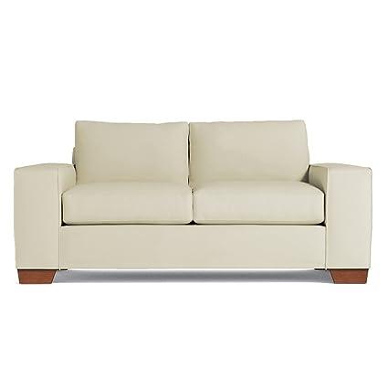 Amazon.com: Melrose Apartment Size Sofa, Buckwheat, 68\