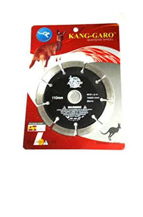 Tools Centre 1332, 4 Inch Marble/Wall/Granite/Concrete Cutting Blade