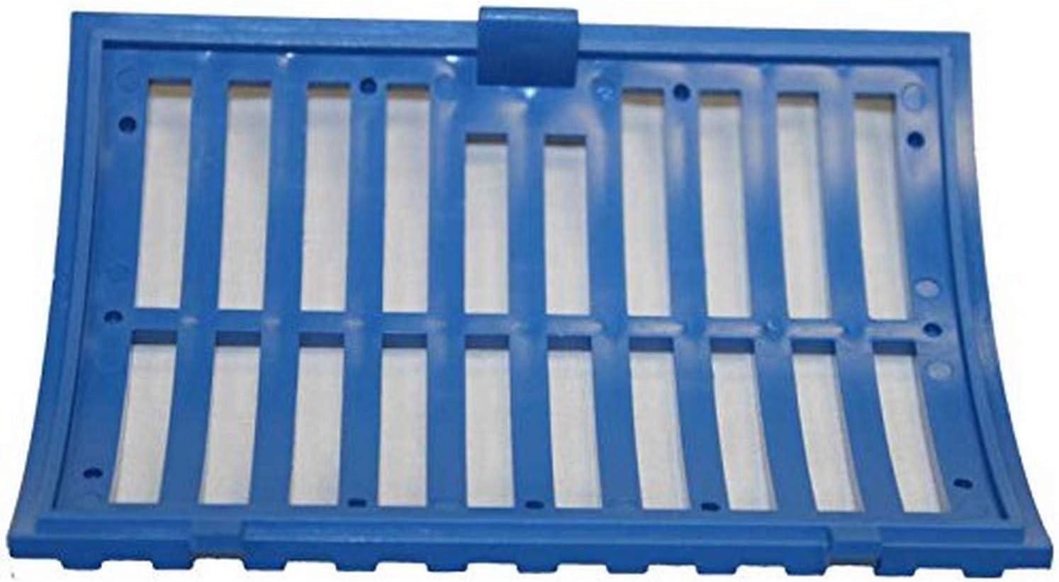Karcher 8.614-141.0 Cover, Blue Plastic Exhaust Filter Xp 12/15/18