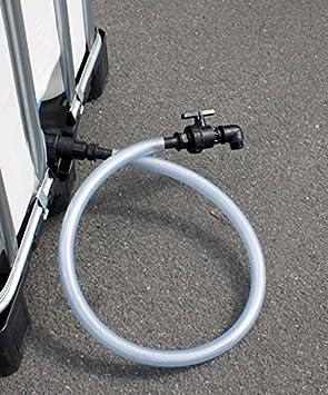 IBC Adapter DN 50 Schlauchanschluss 20 mm