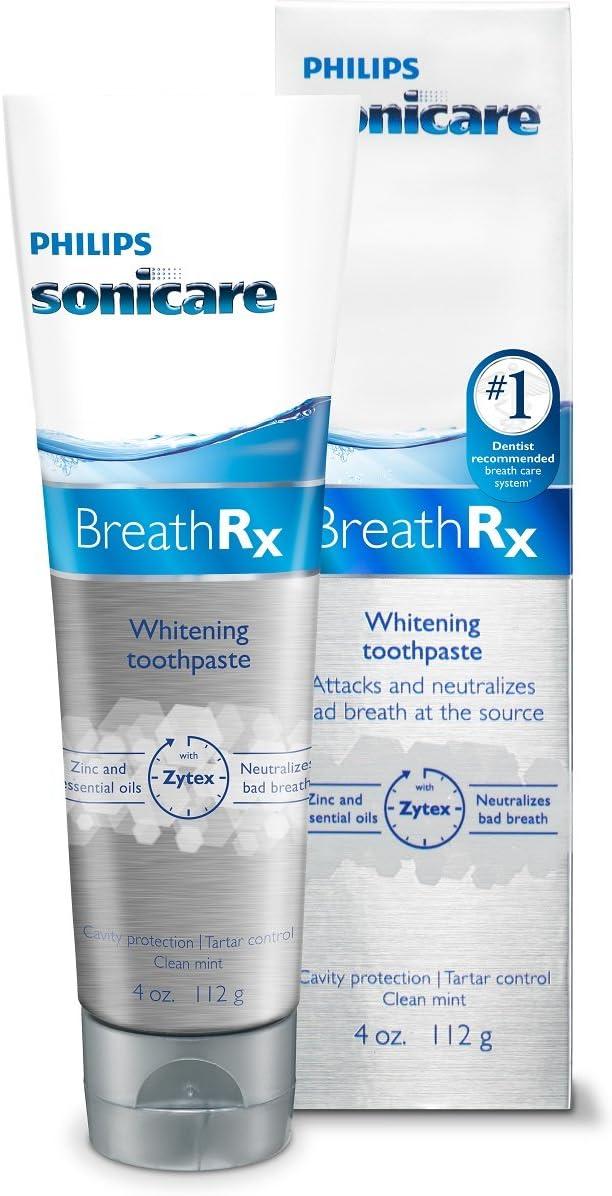 Philips Sonicare BreathRx Dentifrice blanchissant 113,4gram