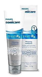 Philips Sonicare Breathrx Whitening Toothpaste