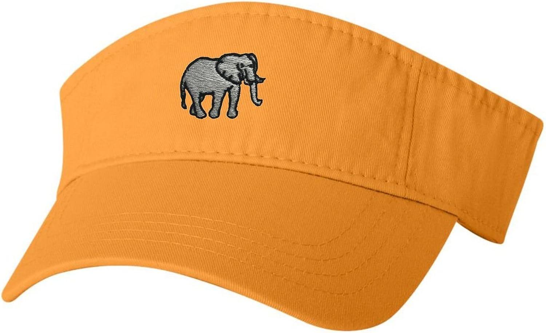 Custom Flexfit Hats for Men /& Women Elephant Family Mother Babies Embroidery
