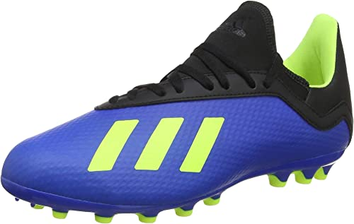 adidas X 18.3 AG J J, Chaussures de Football Mixte Adulte