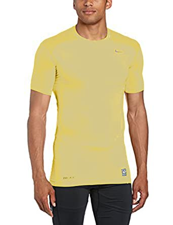 e2c2b9f38 Nike Men's Pro Cool Compression Shirt Tee Dri-Fit at Amazon Men's Clothing  store: