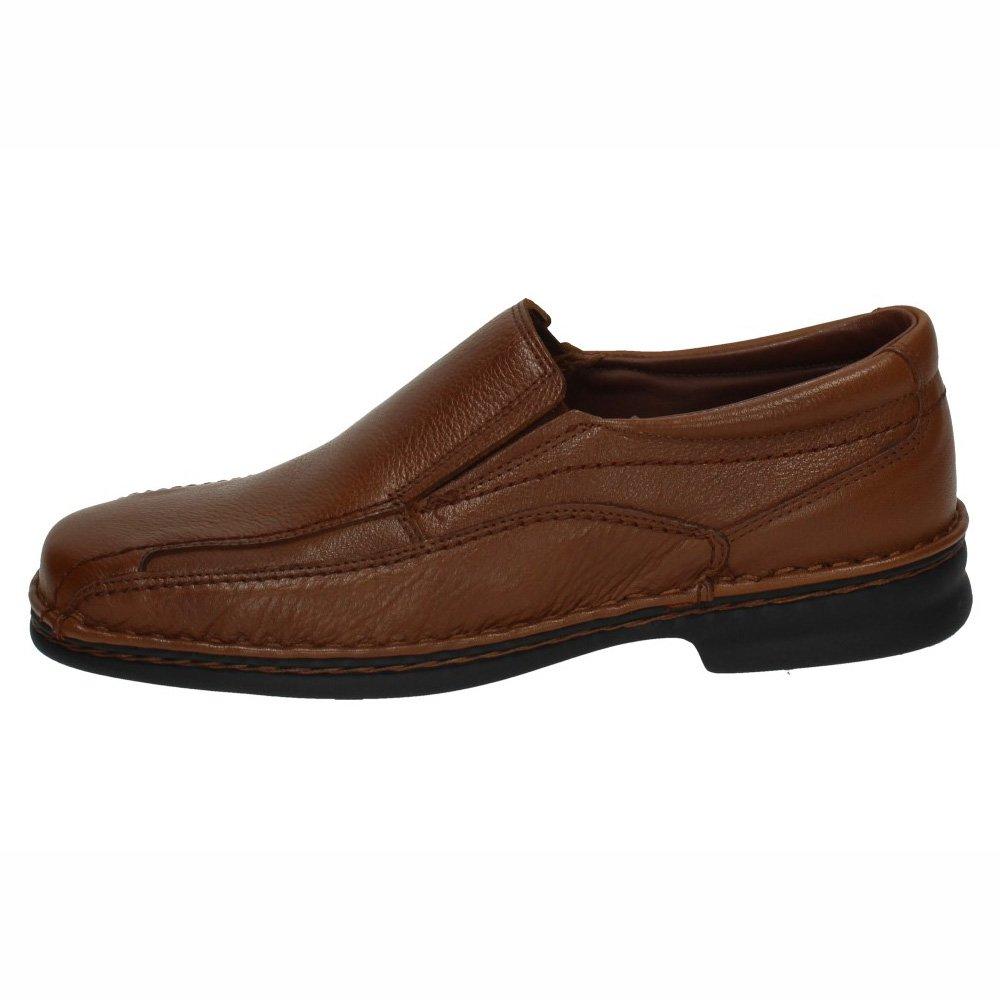 Made IN Spain 6501 Zapatos NUPER Piel Hombre Zapatos MOCASÍN 42 EU Cuero