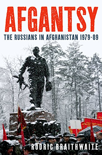 3 Year Hardware - Afgantsy: The Russians in Afghanistan 1979-89