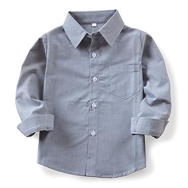 99a9d6a1c3863 OCHENTA シャツ 子供服 キッズ 短袖 長袖 学生 制服 ワイシャツ 結婚式 発表会 卒業