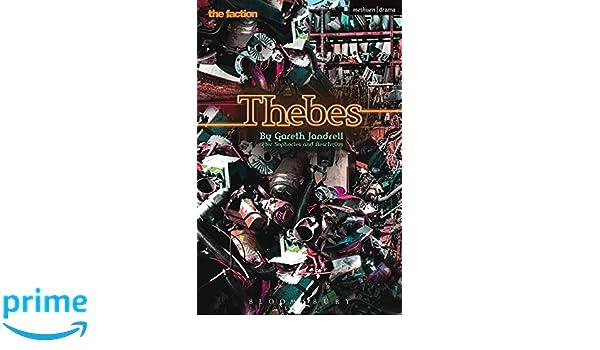 Thebes (Modern Plays): Amazon.es: Gareth Jandrell: Libros en ...