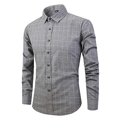 Hombre de Camisa Slim Fit para Traje, Business, Bodas, Tiempo ...
