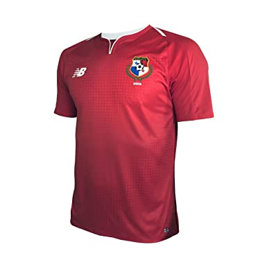 37ce50a8f Image Unavailable. Image not available for. Color: New Balance Panama Home  Soccer Men's Jersey ...