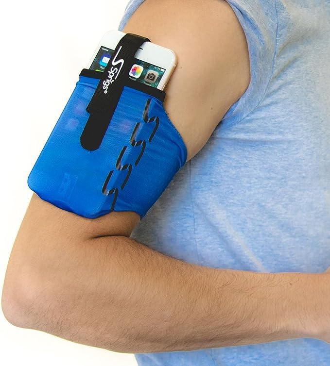 Sprigs Banjee Oberarm Handy Tasche Armband Joggen Sport Fitness ...