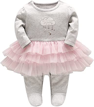 I Just 9 Months On The Inside Cotton Toddler Long Sleeve Ruffle Shirt Top