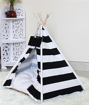 AnGe Camas para mascotas de tipi para mascotas camas para gatos camas para mascotas , l: Amazon.es: Deportes y aire libre