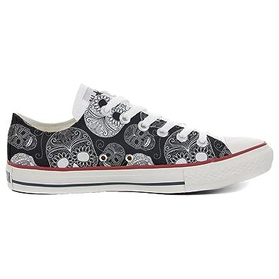 Converse All Star Zapatos Personalizadas (Producto Artesano) Paisley: Amazon.es: Zapatos y complementos