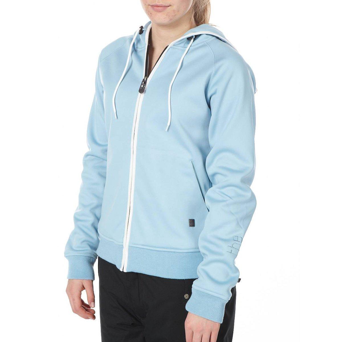 L color LIGHT Forro de esquí para mujer Cream talla azul/blanco LSDLBF0113