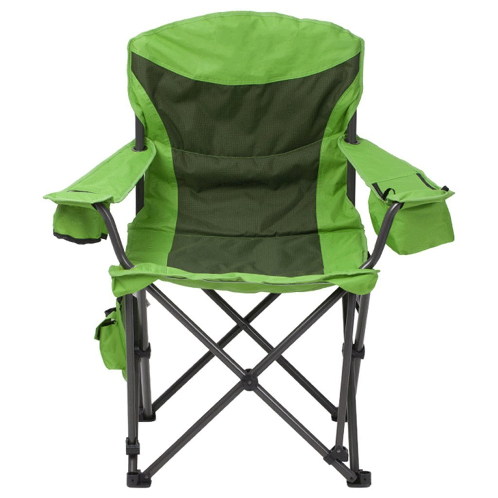ZYN Camping Komfortable Stuhl Lounge Stuhl Klappstuhl Im Freien Tragbaren Stuhl Drehdirektor Stuhl