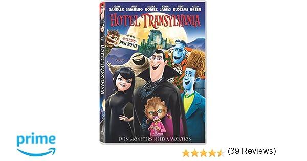 Hotel Transylvania [Italia] [DVD]: Amazon.es: Genndy Tartakovsky, Michelle Murdocca, Sony Pictures Animation Inc.: Cine y Series TV