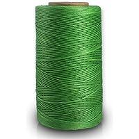 GEWA chste cuerda, 150d 0.8mm cuerda encerada piel