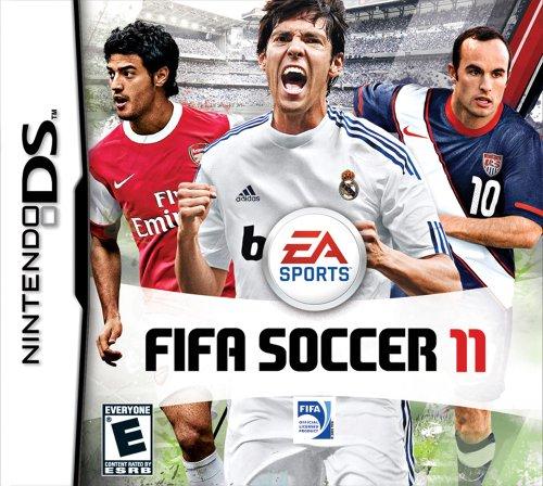 FIFA Soccer 11 - Nintendo DS (Nintendo Dsi Games Soccer)