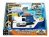 Matchbox Shark Ship Vehicle