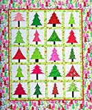Happy Stash Quilts Spring Into Christmas Quilt Pattern