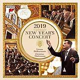 【中图音像】进口CD:2019年维也纳新年音乐会-克里斯蒂安·蒂勒曼2CD 欧版 VIENNA PHILHARMONIC & CHRISTIAN THIELEMANN - NEW YEAR'S CONCERT 维也纳爱乐乐团; 施特劳斯、 克里斯蒂安·蒂勒曼