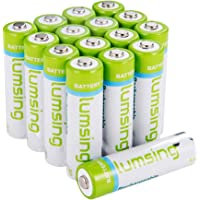 16-Pack Lumsing AA Rechargeable Battery