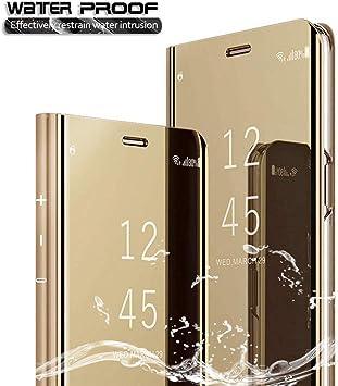 COWEN Funda para LG Q60 Smartphone,Soporte Plegable,360 °Complete ...
