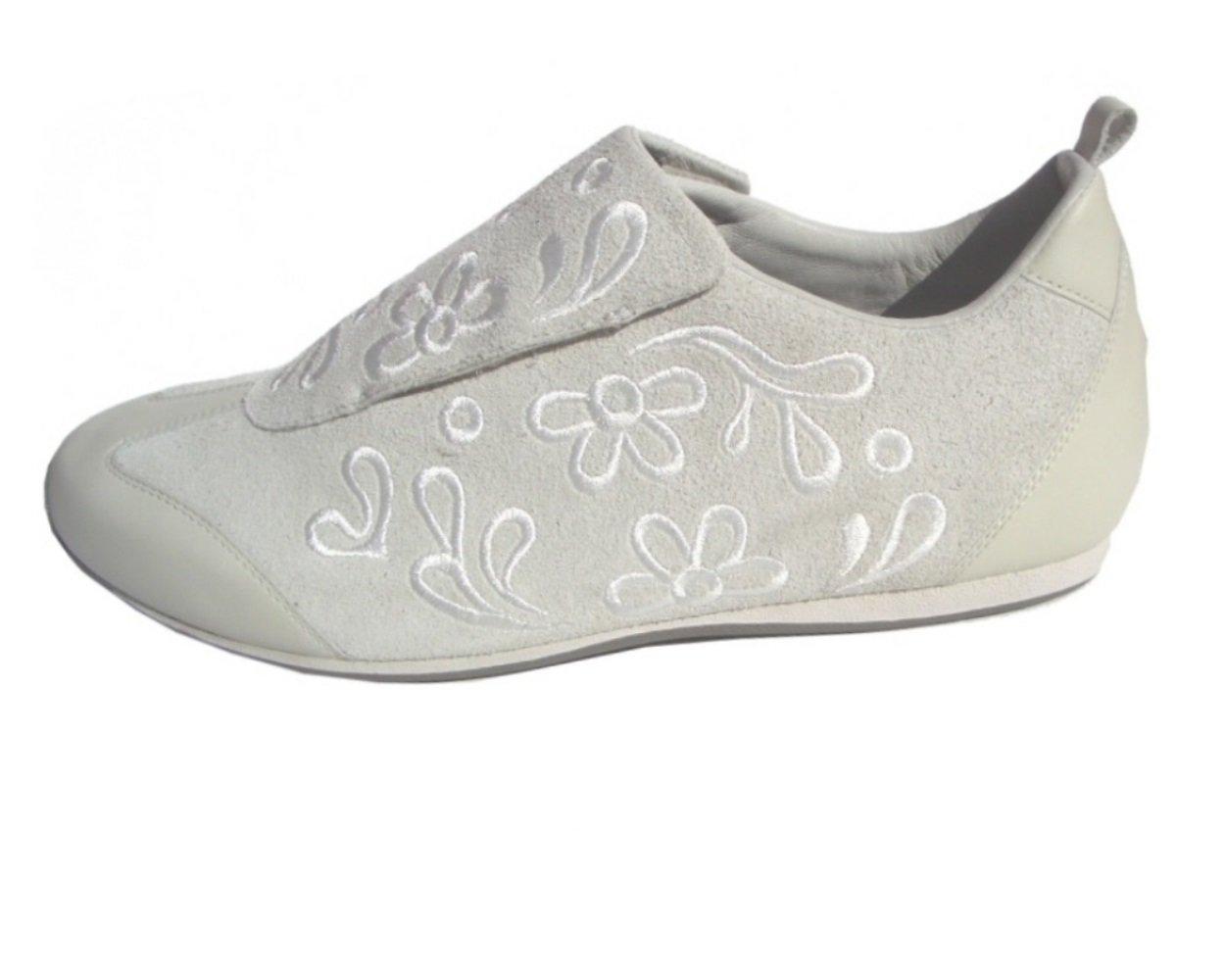 Jette Joop Alpenblühen Turnschuhe Farbe  Ivory