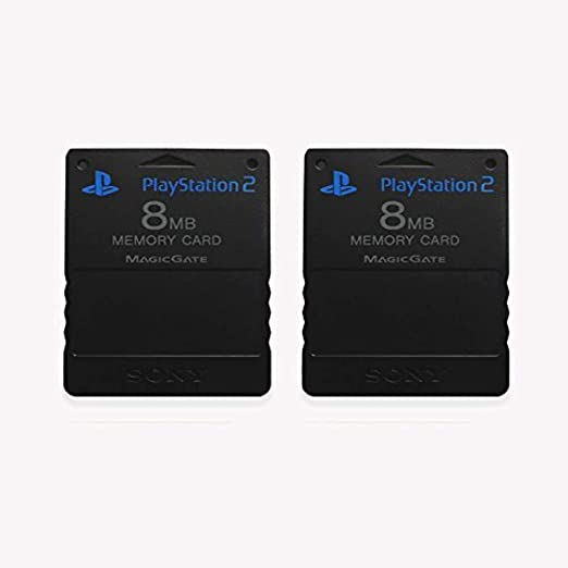 Video Game Memory Card Playstation PS2 8MB