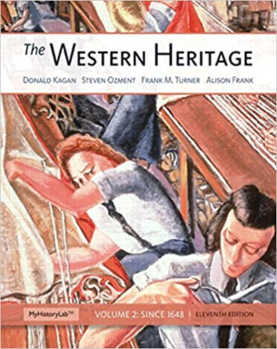Amazon the western heritage volume 2 ebook donald kagan the western heritage volume 2 11th edition kindle edition fandeluxe Images