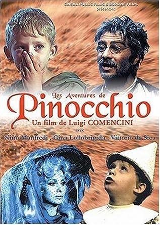 gratuitement les aventures de pinocchio 1972