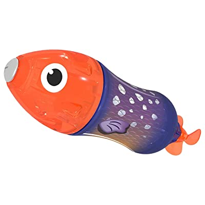 HEXBUG Aquabot Wahoo Robotic Fish, Random Colors: Toys & Games
