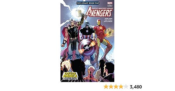 Free Comic Book Day 2018: Avengers/Captain America #1