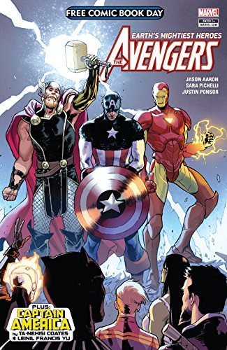 Love Screen - Free Comic Book Day 2018: Avengers/Captain America #1