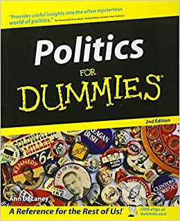 Image result for Politics for dummies