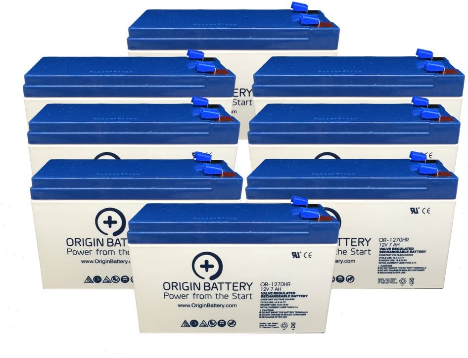 Minuteman MCP3000E Battery Replacement Kit