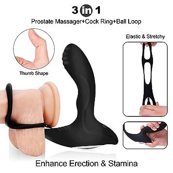 cómo masajear el video de la próstata
