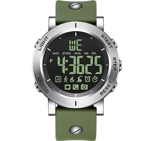 Reloj inteligente, reloj deportivo con altímetro/barómetro/termómetro y GPS incorporado, rastreador