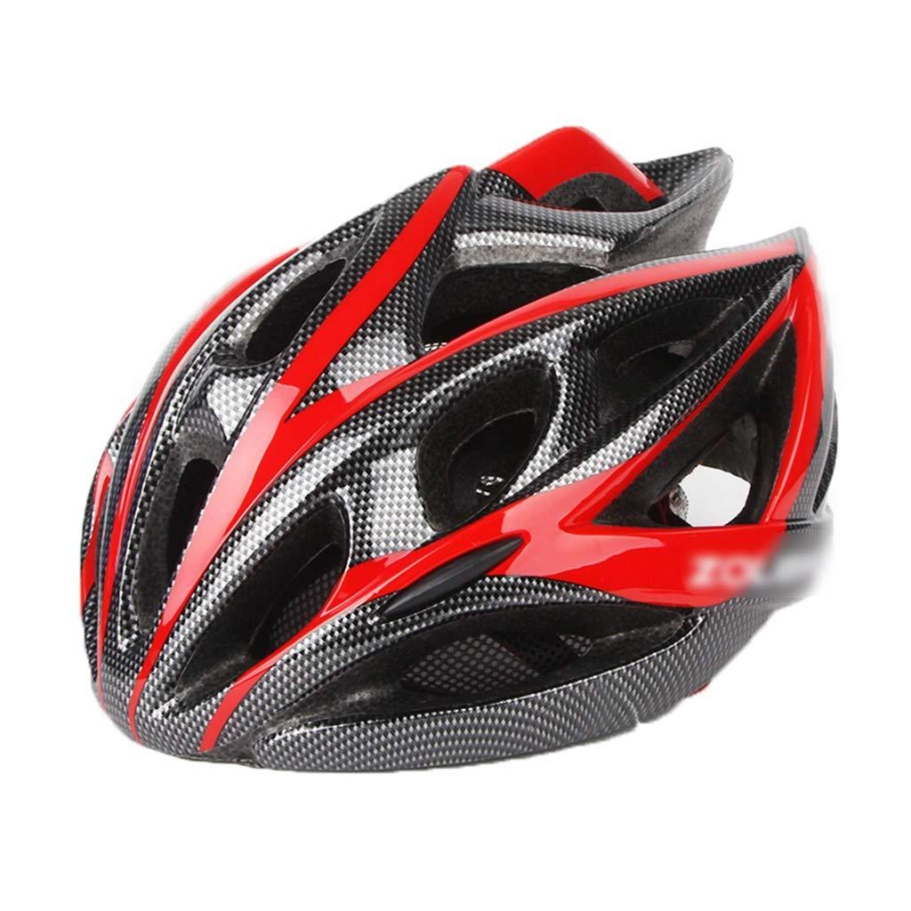 JianMeiHome Radsport Helme Zubehör Fahrradhelm Helm große Männer und Frauen Verkehrssicherheit Helm Ausrüstung EPS Helm (Größe   57-62cm)