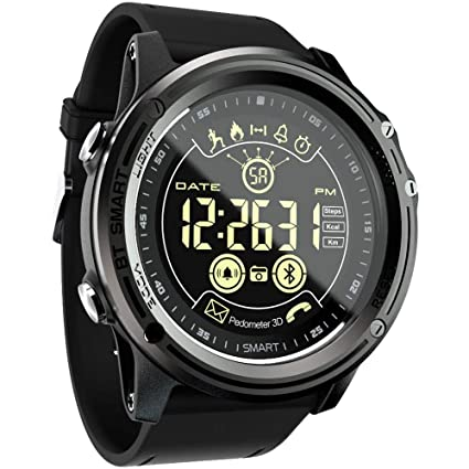 Amazon.com: C-Xka Sports Digital Smart Watch - Men ...
