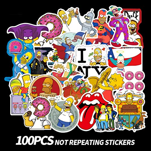 simpson decal - 6